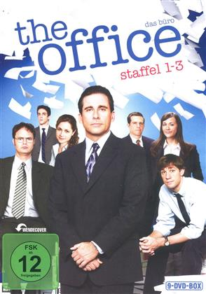 The Office - Staffel 1-3 (9 DVDs)
