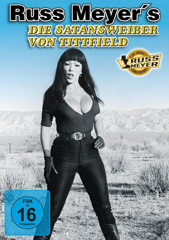Die Satansweiber von Tittfield (1965) (50 Jahre Russ Meyer Kino Edition, s/w)