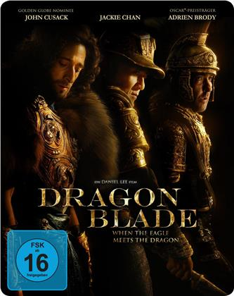 Dragon Blade - When the Eagle meets the Dragon (2015) (Steelbook)