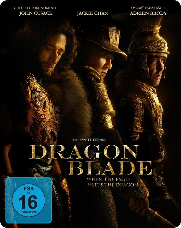 Dragon Blade - When the Eagle meets the Dragon (2015) (Steelbook)
