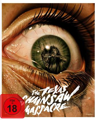 The Texas Chainsaw Massacre (1974) (Limited Edition, Mediabook, 2 Blu-rays)