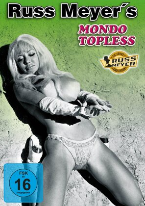 Mondo Topless (1966) (Kino Edition, 50 Jahre Russ Meyer, s/w)
