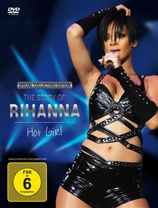 Rihanna - Hot Girl - The Story of Rihanna (Collector's Edition, Inofficial, Edizione Speciale)