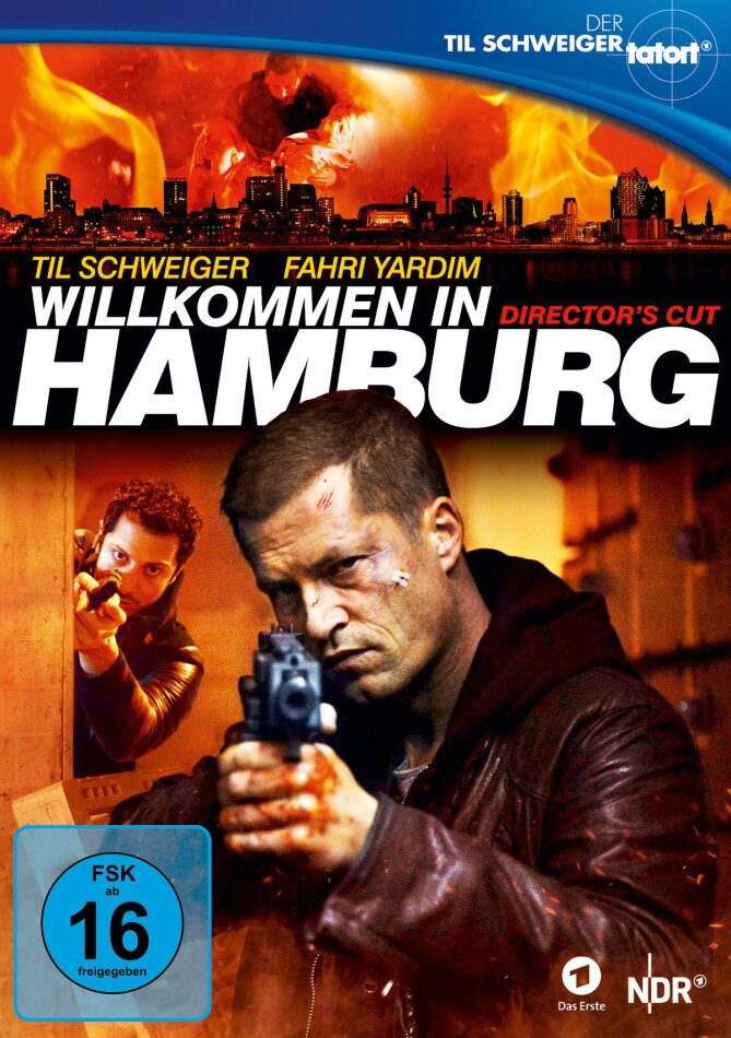 Tatort - Willkommen in Hamburg (Director's Cut)