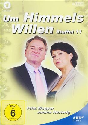 Um Himmels Willen - Staffel 11 (4 DVD)