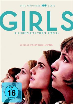 Girls - Staffel 4 (2 DVDs)