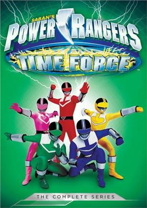 Power Rangers: Time Force - Comp Series (5 DVDs)
