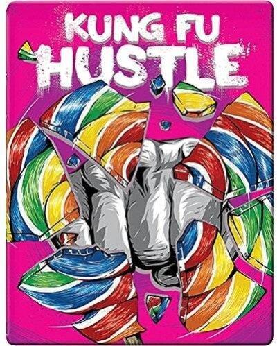 Kung Fu Hustle (Project Pop Art Edition, Steelbook)