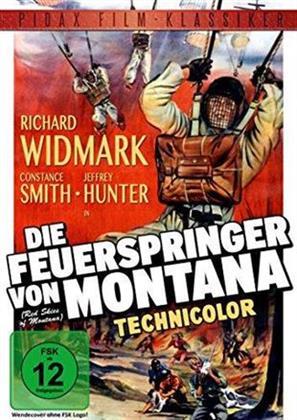 Die Feuerspringer von Montana (1952) (Pidax Film-Klassiker)