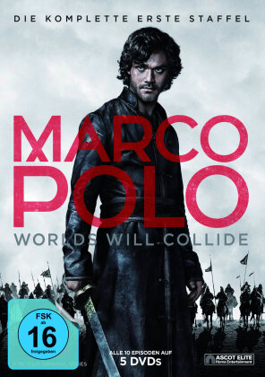 Marco Polo - Staffel 1 (5 DVD)