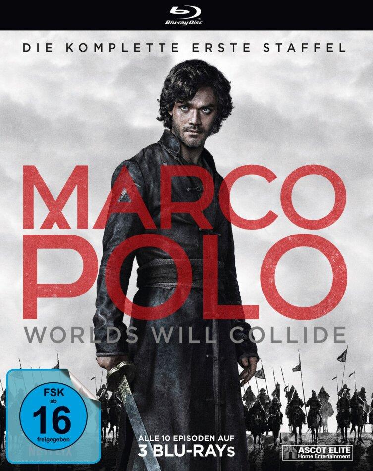 Marco Polo - Staffel 1 (3 Blu-ray)