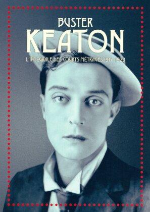 Buster Keaton - L'intégrale des courts-métrages 1917-1923 (n/b, 5 DVD)