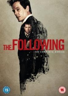 The Following - Season 1-3 (12 DVDs)