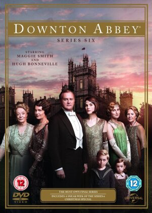 Downton Abbey - Series 6 - The Final Season (3 DVDs)