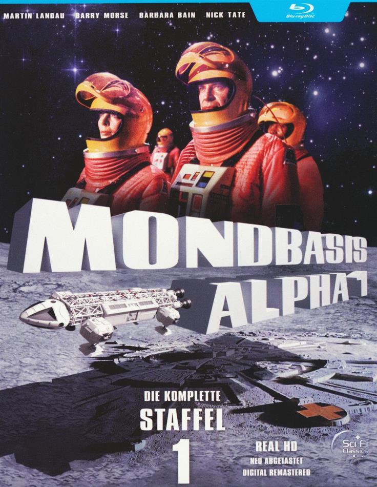Mondbasis Alpha 1 - Staffel 1 (Extended Edition, 6 Blu-rays)