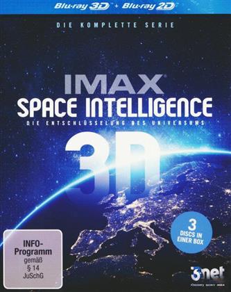 IMAX - Space Intelligence - Die komplette Serie (3 Blu-ray 3D (+2D))