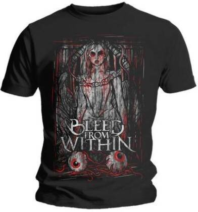 Bleed From Within Unisex Tee - Bleed From Within Bride