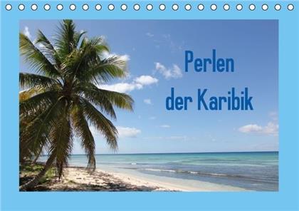 Perlen der Karibik (Tischkalender immerwährend DIN A5 quer)