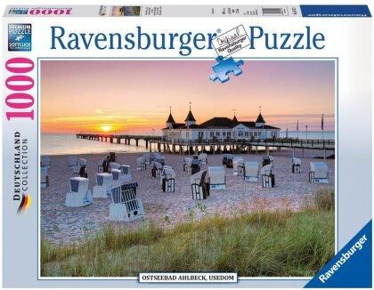 Ostseebad Ahlbeck, Usedom - Puzzle