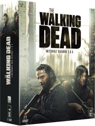 The Walking Dead - L'intégrale des saisons 1 à 5 (21 DVDs)
