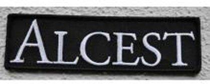 Alcest - Logo Patch