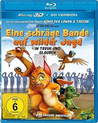 Eine schräge Bande auf wilder Jagd - In Treue und Glauben (2008)