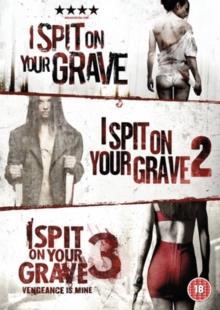 I spit on your Grave 1-3 (3 DVDs)