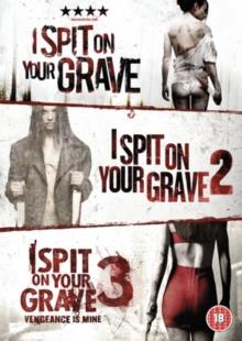 I spit on your Grave 1-3 (3 DVDs)