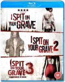 I Spit on your Grave 1-3 (3 Blu-rays)