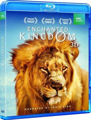 Enchanted Kingdom - Enchanted Kingdom / (3-D Amar) (2014) (BBC Earth, Blu-ray 3D (+2D) + Blu-ray + DVD)