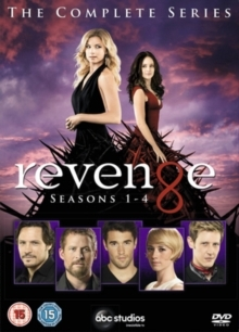 Revenge - The Complete Series (24 DVDs)