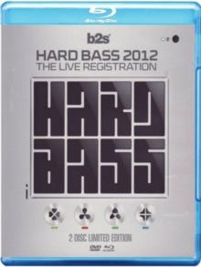 Various Artists - Hard Bass 2012 - The Live Registration (Limited Edition, Blu-ray + DVD)