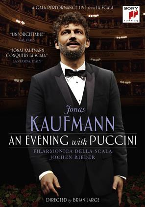 Jonas Kaufmann - An evening with Puccini (Sony Classical)