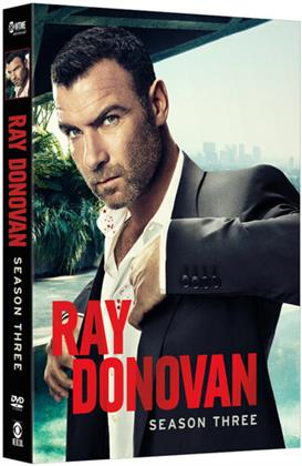 Ray Donovan - Season 3 (4 DVDs)