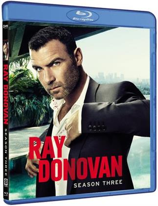 Ray Donovan - Season 3 (3 Blu-rays)