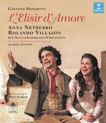 Wiener Staatsoper, Alfred Eschwé, … - Donizetti - L'elisir d'amore (Erato)