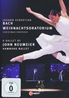 Hamburg Ballett, John Neumeier, … - Bach - Weihnachtsoratorium (C-Major, 2 DVDs)