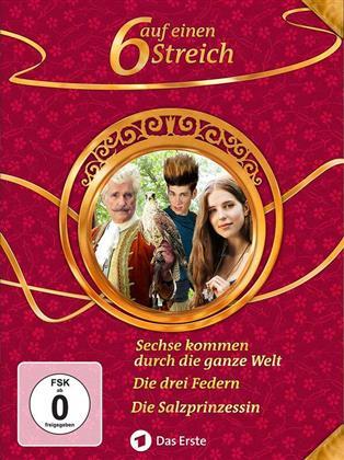 6 auf einen Streich - Märchenbox 12 (3 DVDs)