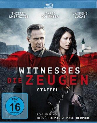 Witnesses - Die Zeugen - Staffel 1 (2 Blu-rays)