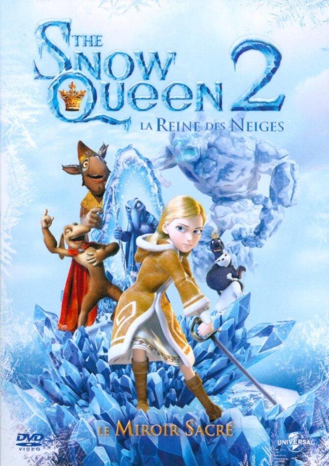 The Snow Queen 2 - La Reine des Neiges - Le Miroir Sacré (2014)