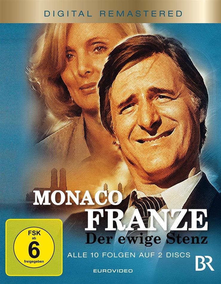 Monaco Franze - Der Ewige Stenz - Alle 10 Folgen (Remastered, 2 Blu-rays)