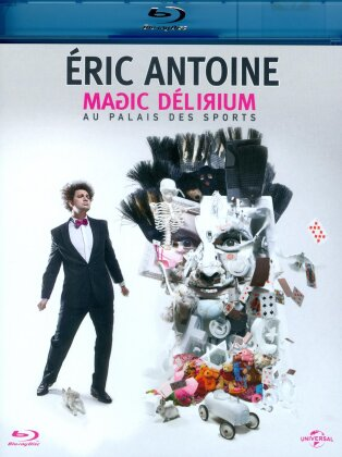 Éric Antoine - Magic Délirium