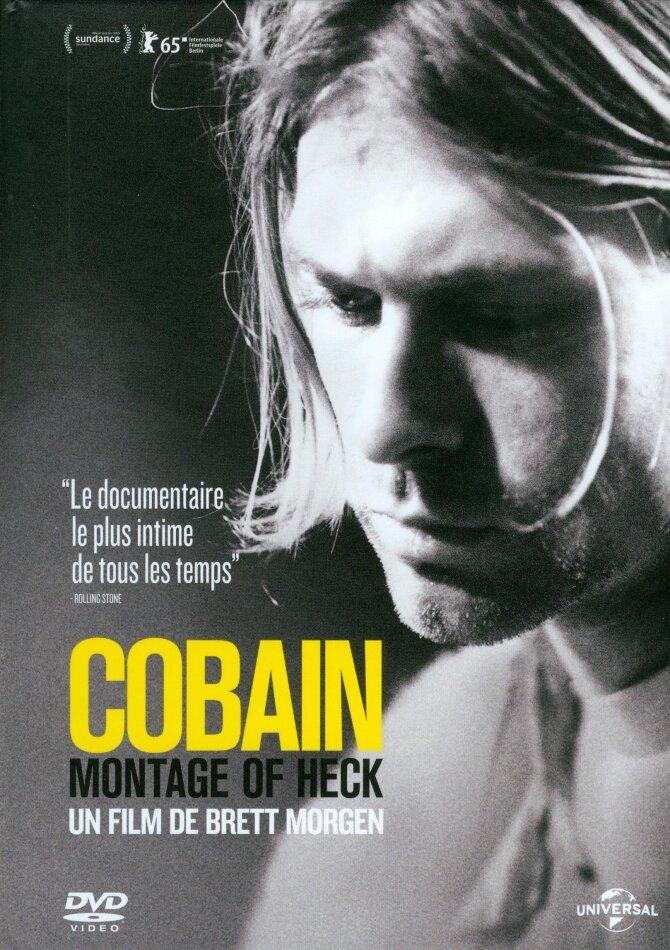 Cobain - Montage of Heck (2015) (Digibook)