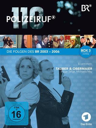 Polizeiruf 110 - Box 3: BR 2003-2006 (3 DVDs)
