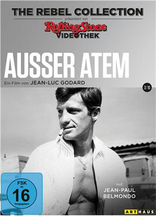 Ausser Atem (1960) (The Rebel Collection, Rolling Stone Videothek, Arthaus)
