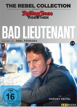 Bad Lieutenant (1992) (The Rebel Collection, Rolling Stone Videothek, Digibook, Arthaus)