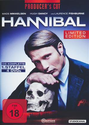 Hannibal - Staffel 1 (Producer's Cut, Limited Edition, 4 DVDs)