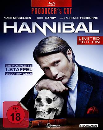 Hannibal - Staffel 1 (Producer's Cut, Limited Edition, 3 Blu-rays)