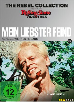 Mein Liebster Feind (1999) (The Rebel Collection, Rolling Stone Videothek, Arthaus)