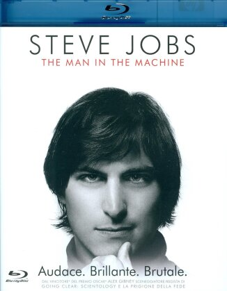 Steve Jobs - The Man in the Machine (2015)